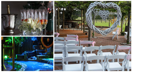 Weddings and functions Cape Town | South Africa
